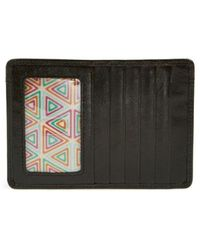 Hobo - Euro Slide Credit Card & Passport Case - - Lyst