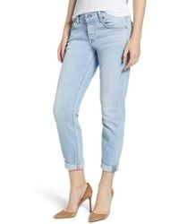 7 For All Mankind - 7 For All Mankind 'josefina' Boyfriend Jeans - Lyst