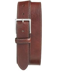 Bosca - The Franco Leather Belt - Lyst