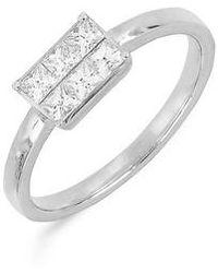 Bony Levy - Princess Diamond Ring (nordstrom Exclusive) - Lyst