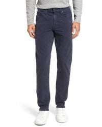 Joe's - Kinetic Slim Fit Twill Pants - Lyst