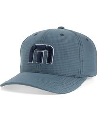 Lyst - Travis Mathew Agsten Hat in Gray for Men 2fc1b772d4bd
