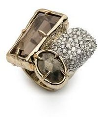 Alexis Bittar | Elements Crystal Statement Ring | Lyst