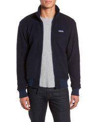 Patagonia - Woolyester Fleece Jacket - Lyst