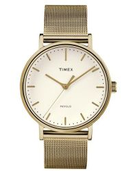 Timex - Timex Fairfield Mesh Strap Watch - Lyst