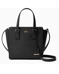 Kate Spade - Cameron Street - Small Hayden Leather Satchel - - Lyst