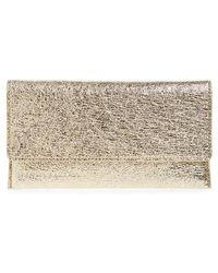 Loeffler Randall - Everything Leather Wallet - Metallic - Lyst