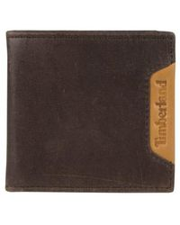 Timberland - Cloudy Leather Wallet - Lyst