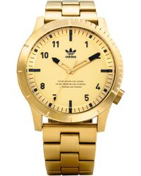adidas - Cypher Bracelet Watch - Lyst