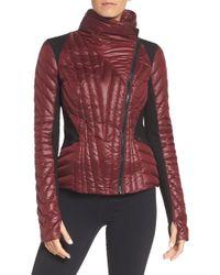 BLANC NOIR - Motion Panel Down Puffer Jacket - Lyst