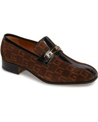 Gucci - Square-g Loafer - Lyst