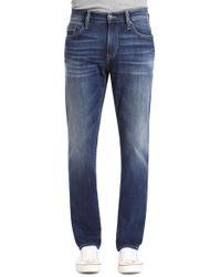 Mavi Jeans - Marcus Slim Straight Leg Jeans - Lyst