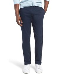 Original Penguin - 'p55' Slim Fit Stretch Cotton Chinos - Lyst