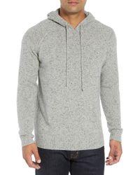 Bobby Jones - Rule 18 Donegal Regular Fit Hooded Sweater - Lyst