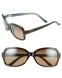 Maui Jim - Cloud Break 56mm Polarizedplus2 Sunglasses - Lyst