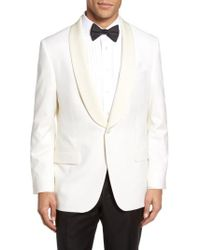 Hickey Freeman - Beacon Classic Fit Wool Dinner Jacket - Lyst