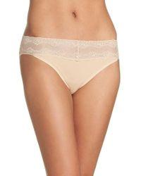 Natori - Bliss Perfection Bikini - Lyst
