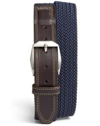 Martin Dingman - 'beck' Stretch Belt - Lyst