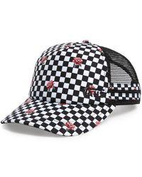 Vans - Ol Sport Trucker Hat - Lyst