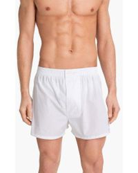 Nordstrom - 3-pack Classic Fit Boxers, White - Lyst