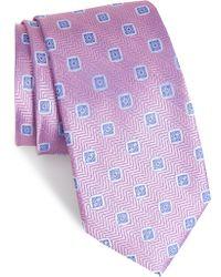 Nordstrom - Herringbone Silk Tie - Lyst