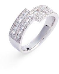 Bony Levy - Amara Luxe Wrap Diamond Ring (nordstrom Exclusive) - Lyst