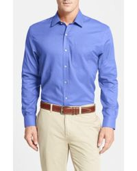 Cutter & Buck | 'epic Easy Care' Classic Fit Wrinkle Free Sport Shirt | Lyst