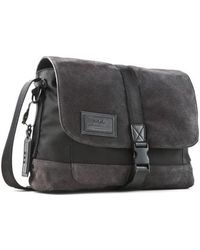 4dc7674d3964 Lyst - Foley + Corinna Cache Crossbody Suede Messenger Bag in Brown ...