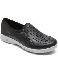 Rockport - Truflex Slip-on Sneaker - Lyst