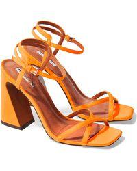 TOPSHOP Redemption Ankle Strap Sandal