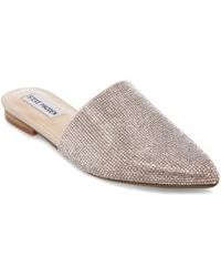Steve Madden - Trace-r Crystal Mule - Lyst