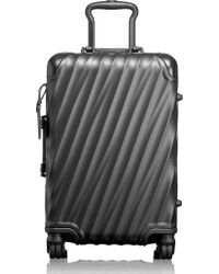 Tumi - 19 Degree 22-inch Collection International Wheeled Aluminum Carry-on - Lyst