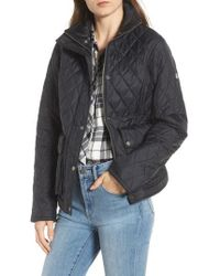 Barbour - Fairway Quilted Jacket - Lyst