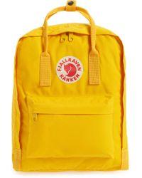 Fjallraven - Fjällräven Kånken Water Resistant Backpack - Lyst