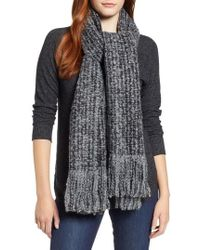 Echo - Extra Soft Boucle Muffler - Lyst