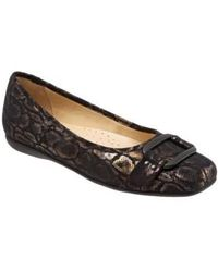 Trotters | Sizzle Signature Flats | Lyst