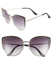 BP. - 59mm Cat Eye Sunglasses - - Lyst
