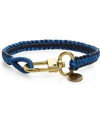Caputo & Co. - Reversible Bracelet - Lyst