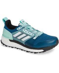 e2ea1f26cadde Lyst - adidas Supernova Running Shoe in Blue