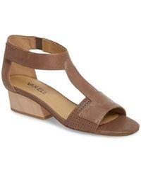 Vaneli - Calyx Block Heel Sandal - Lyst