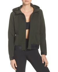 Under Armour - Unstoppable /move Full Zip Hoodie - Lyst