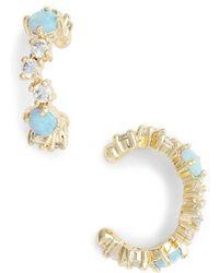 Melinda Maria - Stella Opal Ear Cuffs - Lyst