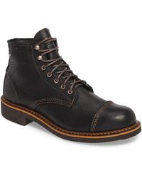 Wolverine - 'adrian' Cap Toe Boot (men) - Lyst