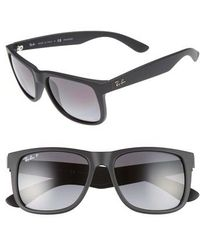 Ray-Ban | Justin 54mm Polarized Sunglasses | Lyst