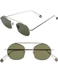 Ahlem - Victoire 47mm Aviator Sunglasses - - Lyst