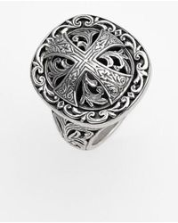 Konstantino | 'classics' Cross Dome Ring | Lyst