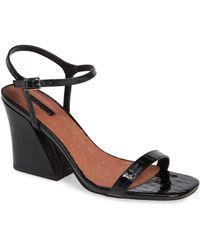 TOPSHOP - Remy Block Heel Sandal - Lyst