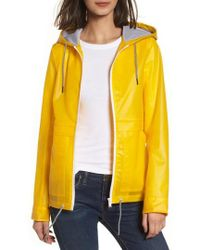 CoffeeShop - Water Resistant Raincoat - Lyst