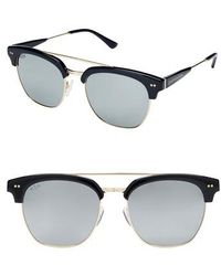 KAPTEN & SON - Havana 50mm Sunglasses - Lyst