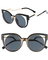 Privé Revaux - The Feminist 47mm Cat Eye Sunglasses - Lyst